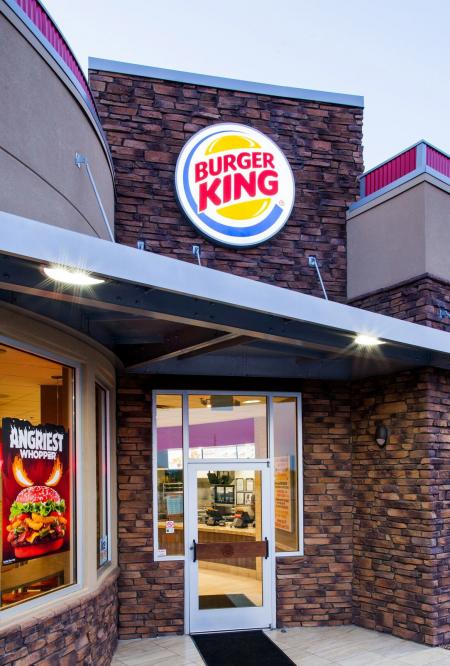 Burger King Contact Us |